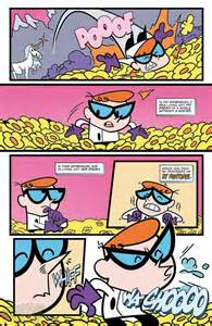 Exclusive Preview: DEXTER'S LABORATORY #3 - Comic Book ...