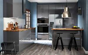 45 Cuisines Ikea Parfaitement Bien Con U00e7ues