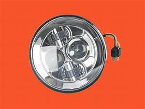 Quot daymaker replacement chrome projector hid led light