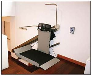 Wheelchair Lifts - Inclined Platform Lifts