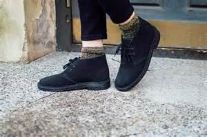 Clarks Desert Boots OOTD