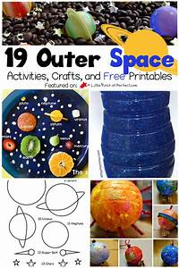 19 Exploring Outer Space Activities, Crafts, and ...