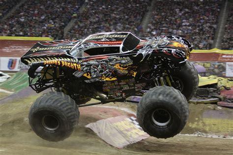 how long is monster truck jam dragons breath monster trucks pinterest monster