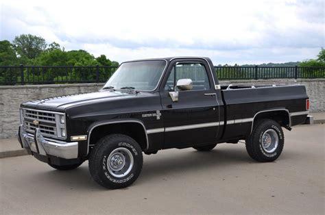 1985 Chevrolet Truck by 1985 Chevrolet Custom Deluxe 4x4