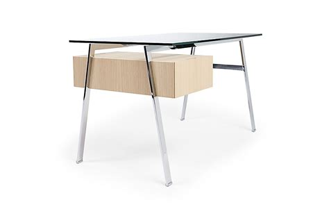 design within reach desk l nelson swag leg rectangular work table design within reach