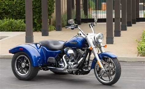 2015 Harley-davidson Freewheeler Review