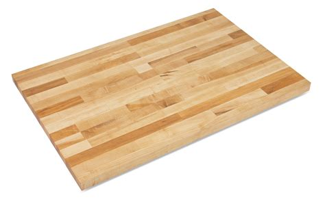 John Boos Commercial Maple Butcher Block Countertops