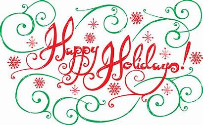 Holidays Happy Clipart December Clip Background Transparent