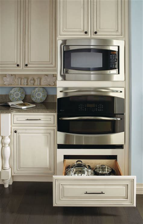 kitchen cabinet for wall oven kemper double oven cabinet traditional kitchen other
