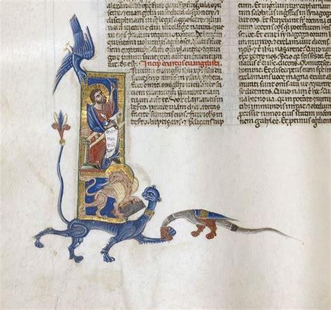neatorama dragon cat manuscripts posts