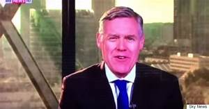 Sky Presenter Ian King Investigated By Ofcom For Saying 'F ...