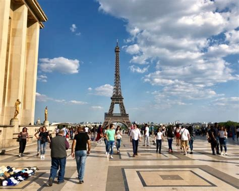 french tourism foreign tourists   greater numbers tr