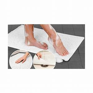 Tapis Antidérapant Baignoire Gifi : tapis de salle de bain antidrapant with tapis de salle de ~ Dailycaller-alerts.com Idées de Décoration
