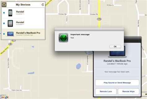 find my iphone icloud icloud consente il test della web app find my iphone