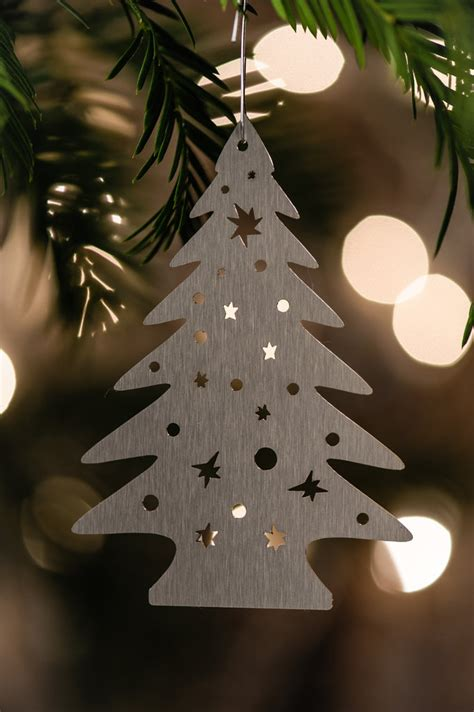 weihnachtsbaum quot anh 228 nger quot edelstahl
