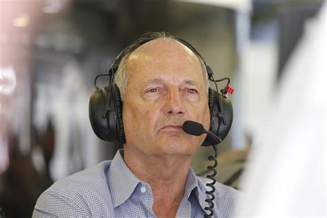 ron dennis  regulations  extremely constraining