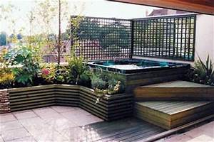 beautiful amenagement de terrasse photos pictures With idee de terrasse exterieur 1 amenager une terrasse design sans perdre de place