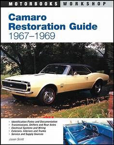 Auto Discount 69 : 1967 1969 all makes all models parts l642 1967 69 camaro restoration guide by jason scott ~ Gottalentnigeria.com Avis de Voitures