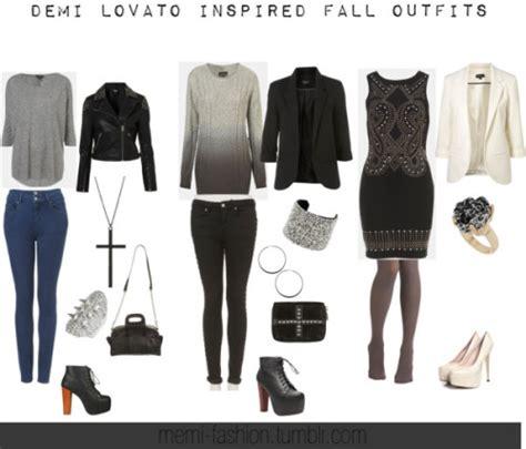 On hiatus Demi Lovato inspired Fall outfits by memi-fashion...