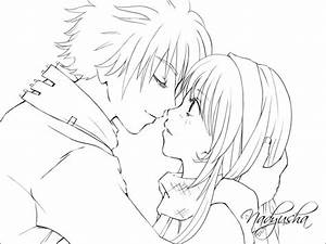 Cute Couple Coloring Pages | Colour my characters!! | Best ...