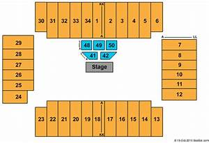 Maroon 5 Nashville Seating Chart Fargodome Seating Chart Fargodome Event Tickets Schedule