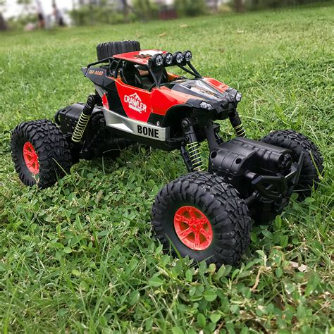 Crazy monster truck combat carnage 3d is the right game where you can test your road warrior skills. 4WD RC Monster Truck Off-Road Vehicle 2.4G Remote Control Buggy Crawler Car UK   eBay