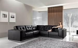 Canapé D Angle Xl : canap d 39 angle design soldes ~ Teatrodelosmanantiales.com Idées de Décoration