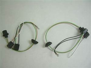 1959 Impala Belair Biscayne Headlight Connection Extension