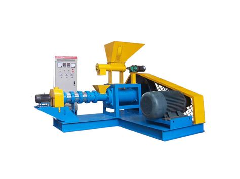 dry type fish feed extruder  premium pellet production