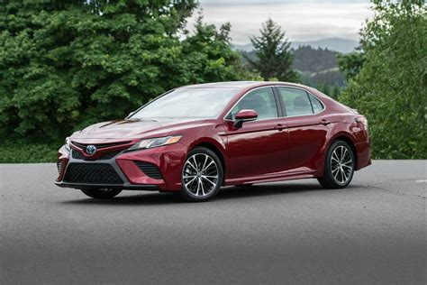 Toyota Camry Hybrid Picture by 2018 Toyota Camry Hybrid Pricing For Sale Edmunds