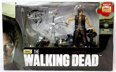 Mcfarlane The Walking Dead Daryl Dixon + Motorcycle