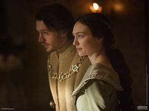 George and Isabel from #TheWhiteQueen | World of The White ...