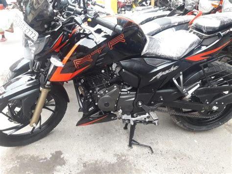 Apache Rtr 200 4v 2019 by Tvs Apache Rtr Bike For Sale In Delhi Id 1417463427