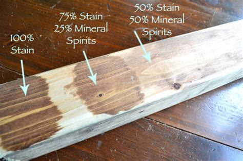 How To Lighten Stain  Angie's Roost