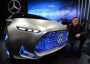 Mercedes Benz unveil their Tokyo Vision at the Tokyo Motor