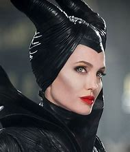 Angelina Jolie Maleficent Makeup