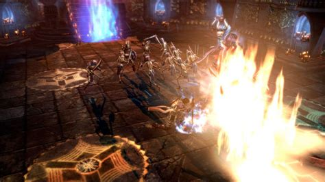 dungeon siege 3 best character dungeon siege iii on preview for playstation 3 ps3