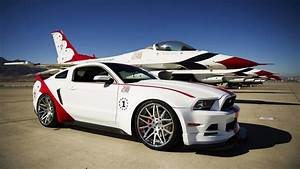 2014, Ford, Mustang, Gt, Us, Air, Force, Thunderbirds, Edition