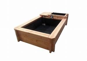 Bassin De Terrasse : un bassin sur ma terrasse conseil jardin botanic botanic ~ Premium-room.com Idées de Décoration