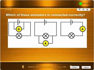 Electrical Circuit Quiz