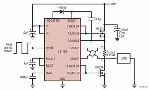 Mosfet H Bridge Circuit Diagram