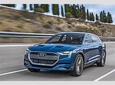 ElektroNeuheiten bis 2018 Mercedes EQ, Audi Q6 Etron