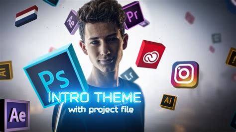 Benny Productions INTRO THEME | Complete After effect ...