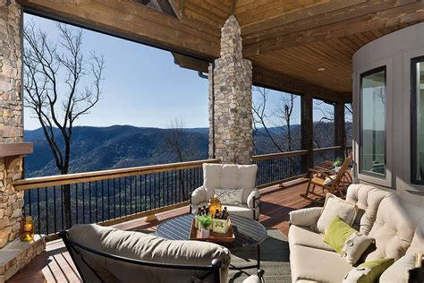 stunning sun deck designs 20 stunning outdoor hangouts and decks with a forest view