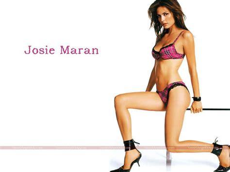 top actresses models josie maran