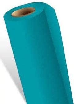 nappe 50m facon non tisse pas cher turquoise