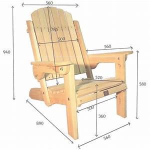 Fauteuil De Jardin Pliant : fauteuil adirondack pliant de jardin en bois muskoka ~ Dailycaller-alerts.com Idées de Décoration