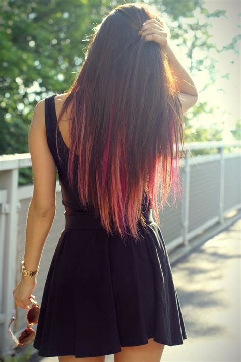 25 Best Ideas About Colored Hair Tips On Pinterest