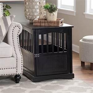 51 best dog crate furniture images on pinterest dog With decorative dog crates furniture
