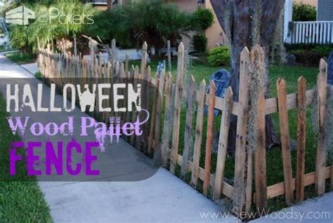 75+ Fabulous Pallet Halloween Ideas Are You Ready To